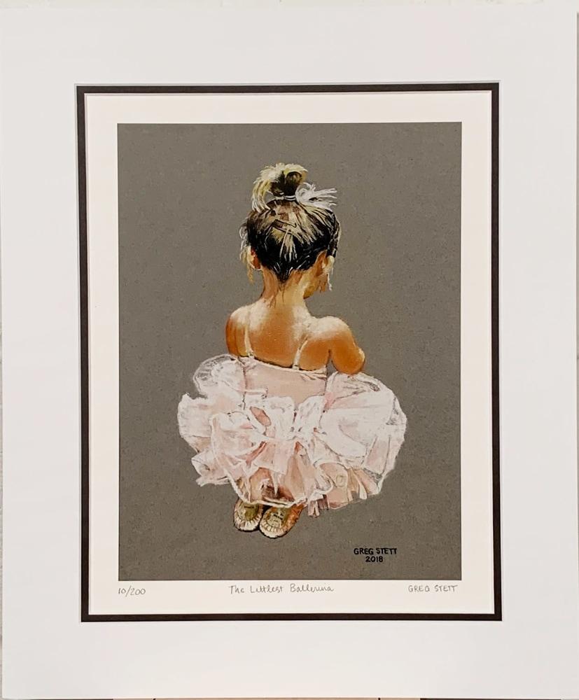 Ballerina Mat 1