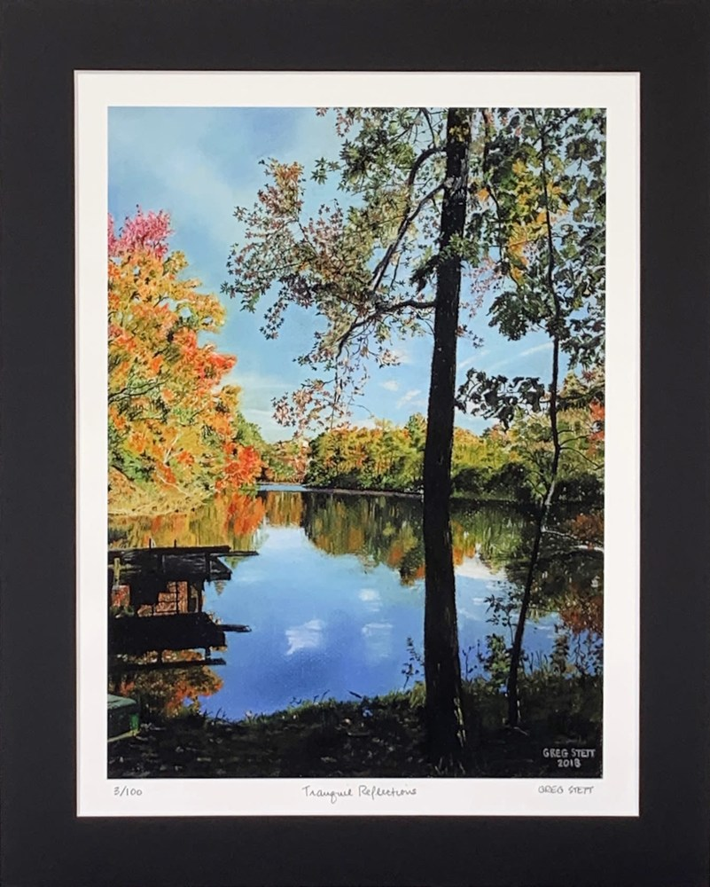 Tranquil Matted