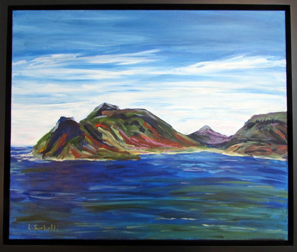 IMG 2555 Along the Cape framed