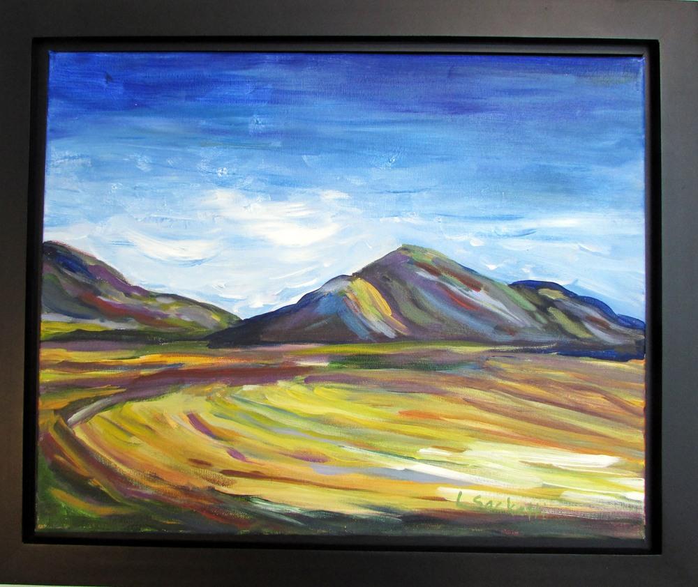 IMG 2559 Yellow fields framed