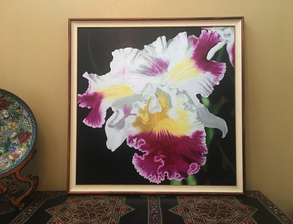 Orchid on Buffet2