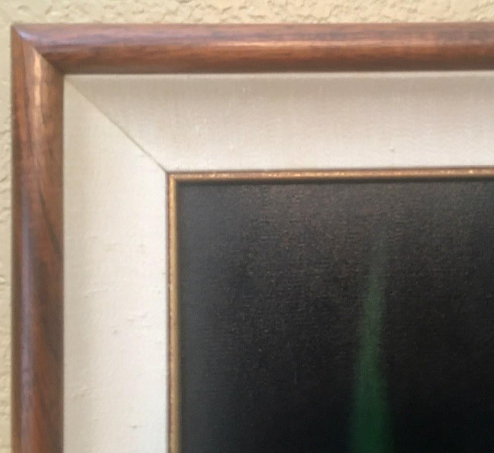 Frame Orchid corner