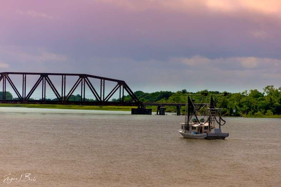New Orleans Bridges Calendar January 2021