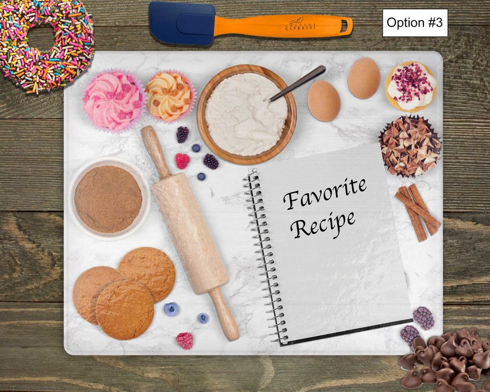 Option 3 Baking