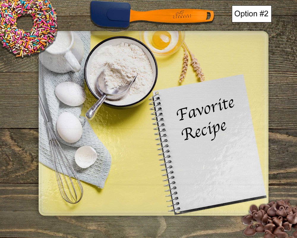 Option 2 Baking