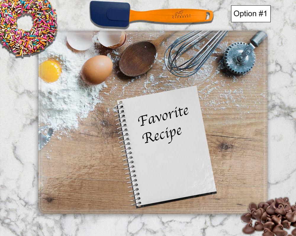 Option 1 Baking