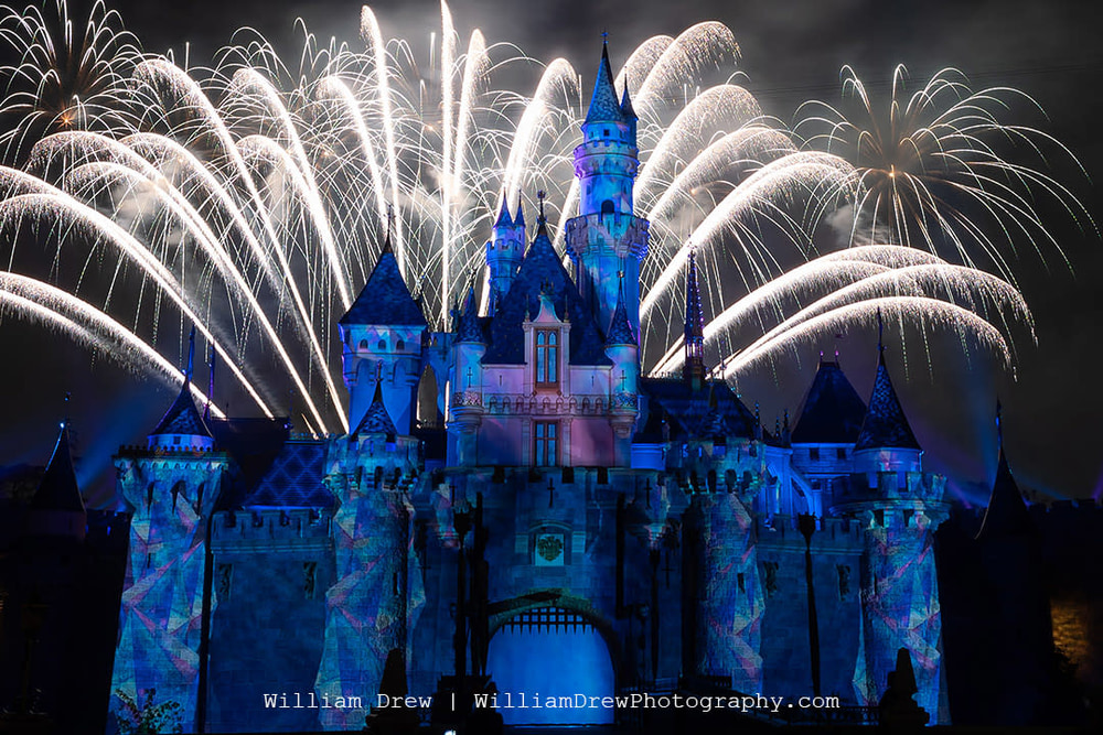 Mickey's Mix Magic with Fireworks Let it Go sm