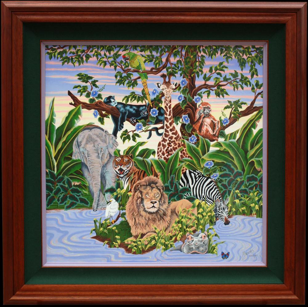 Animal Kingdom in frame