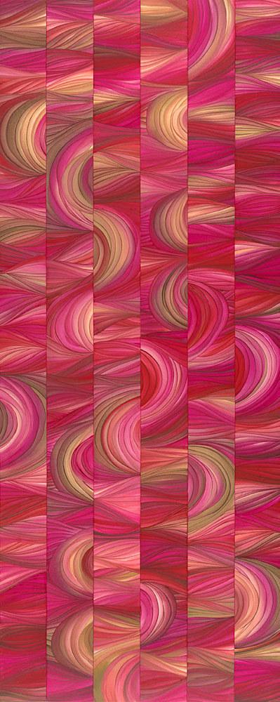 2x5 PinkRed Original