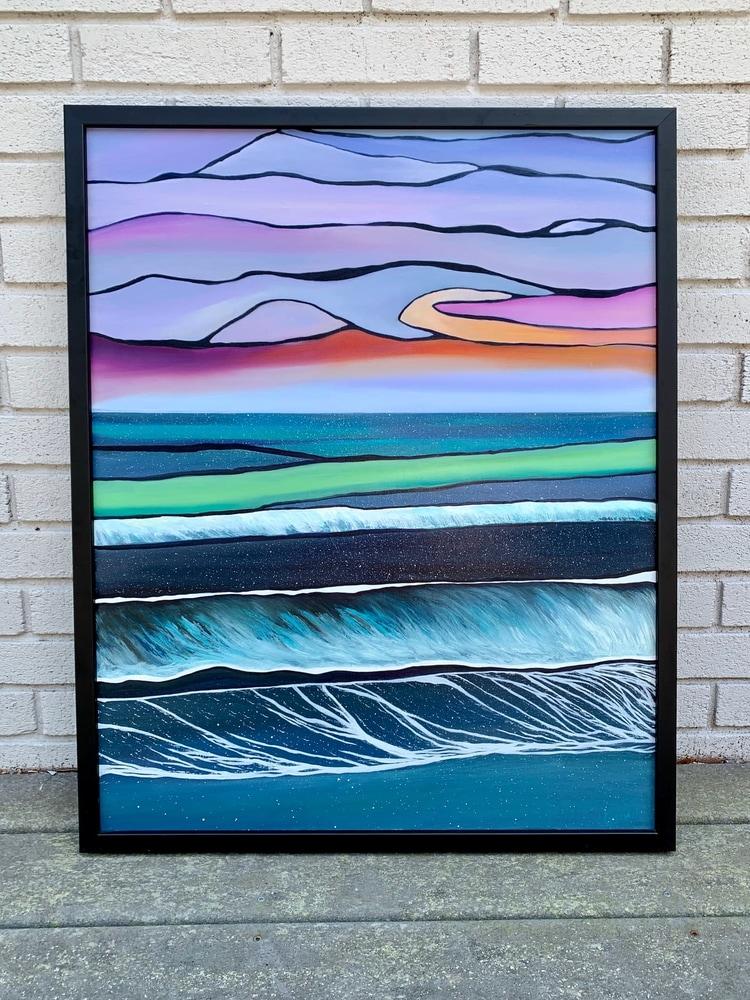Ocean Strata -  Studio Deck