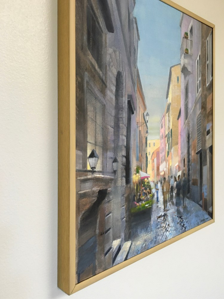 Trastevere  on the wall2