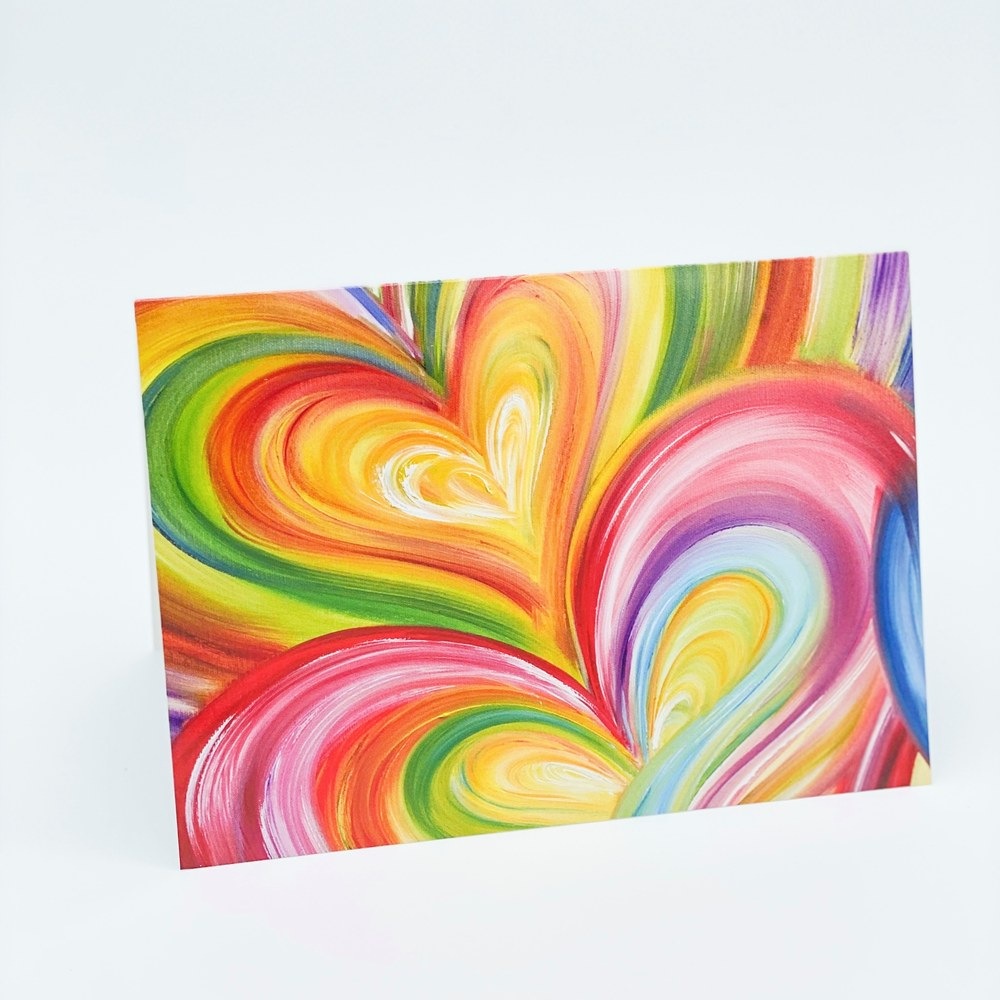 Sweet Heart CArd front