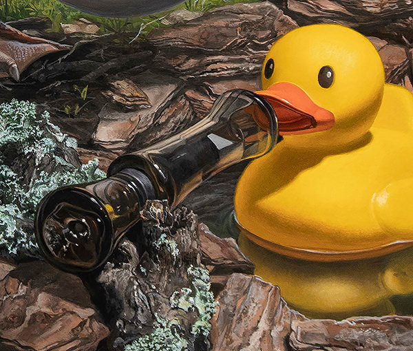 If It Looks Like a Duck Detail 1
