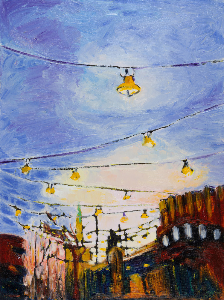 Atwater lights original sandra boorne