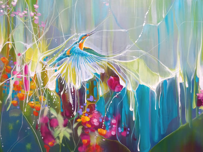 Kingfisher Romance d3 S