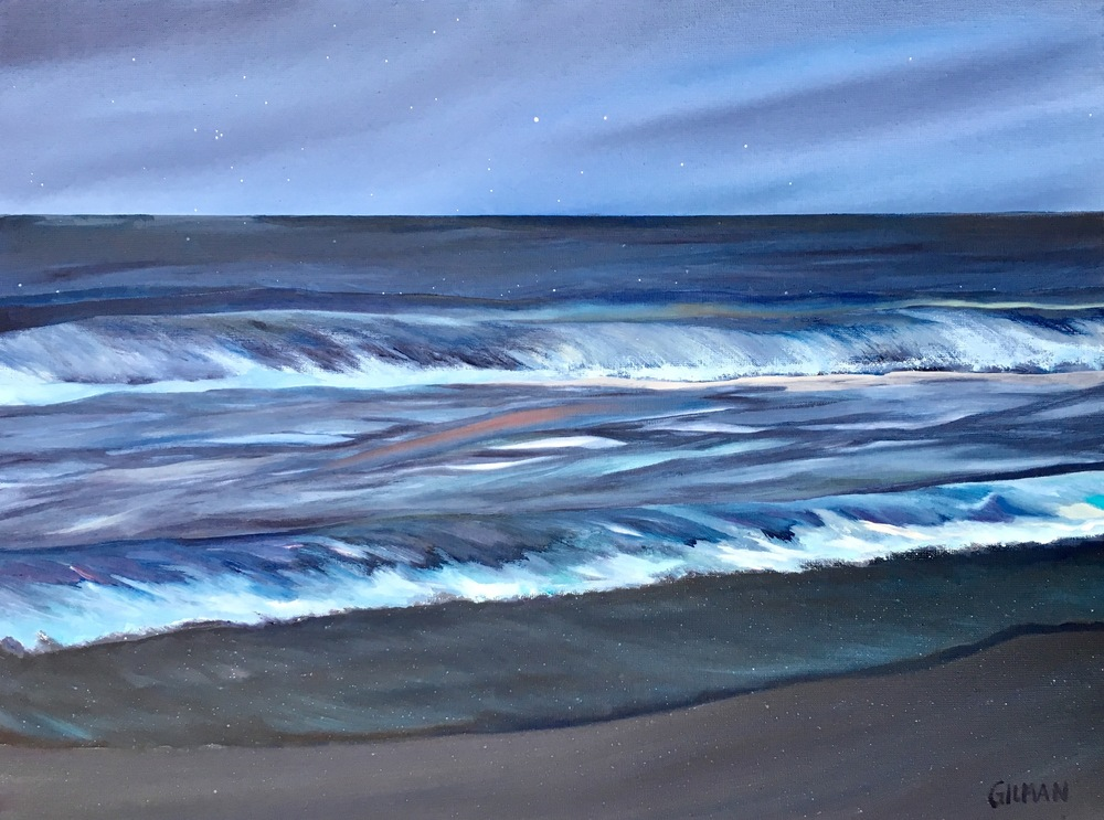 Ocean at Dusk copy
