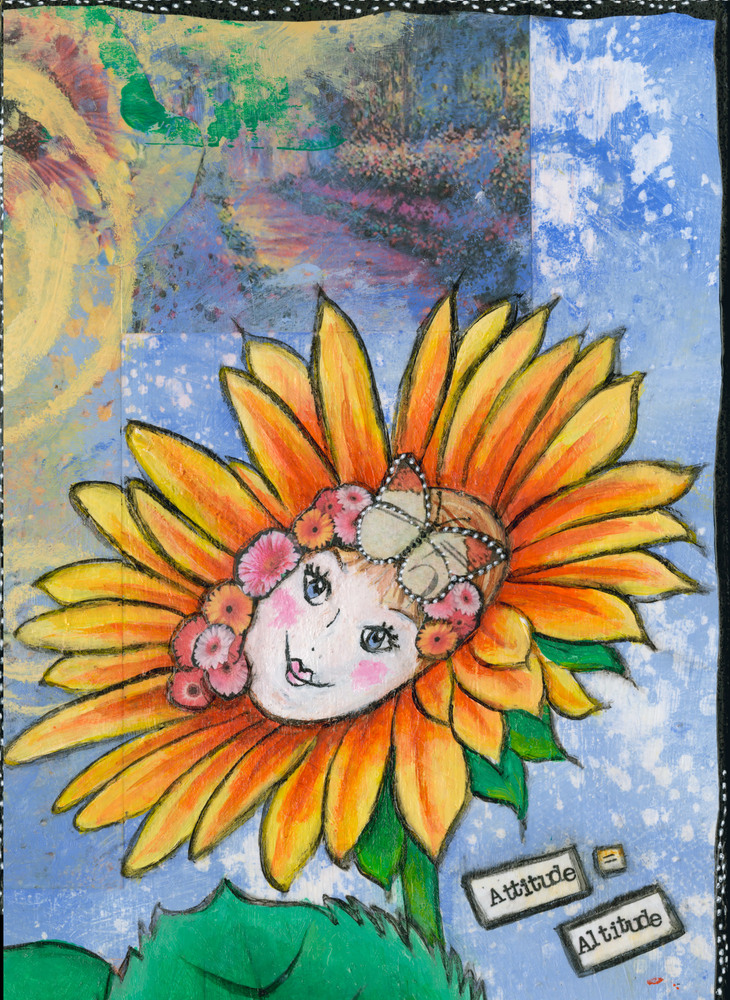 BE Sunshine closeup3 flower