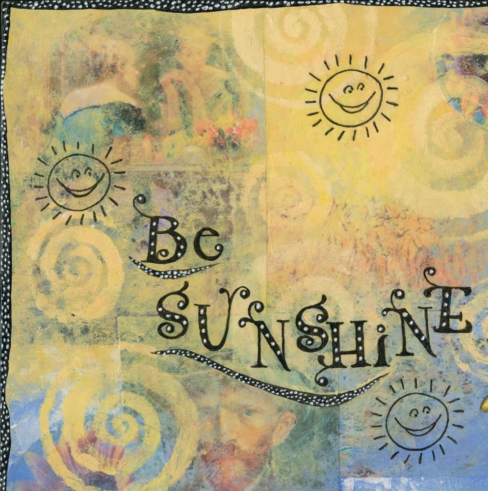 BE Sunshine2  words