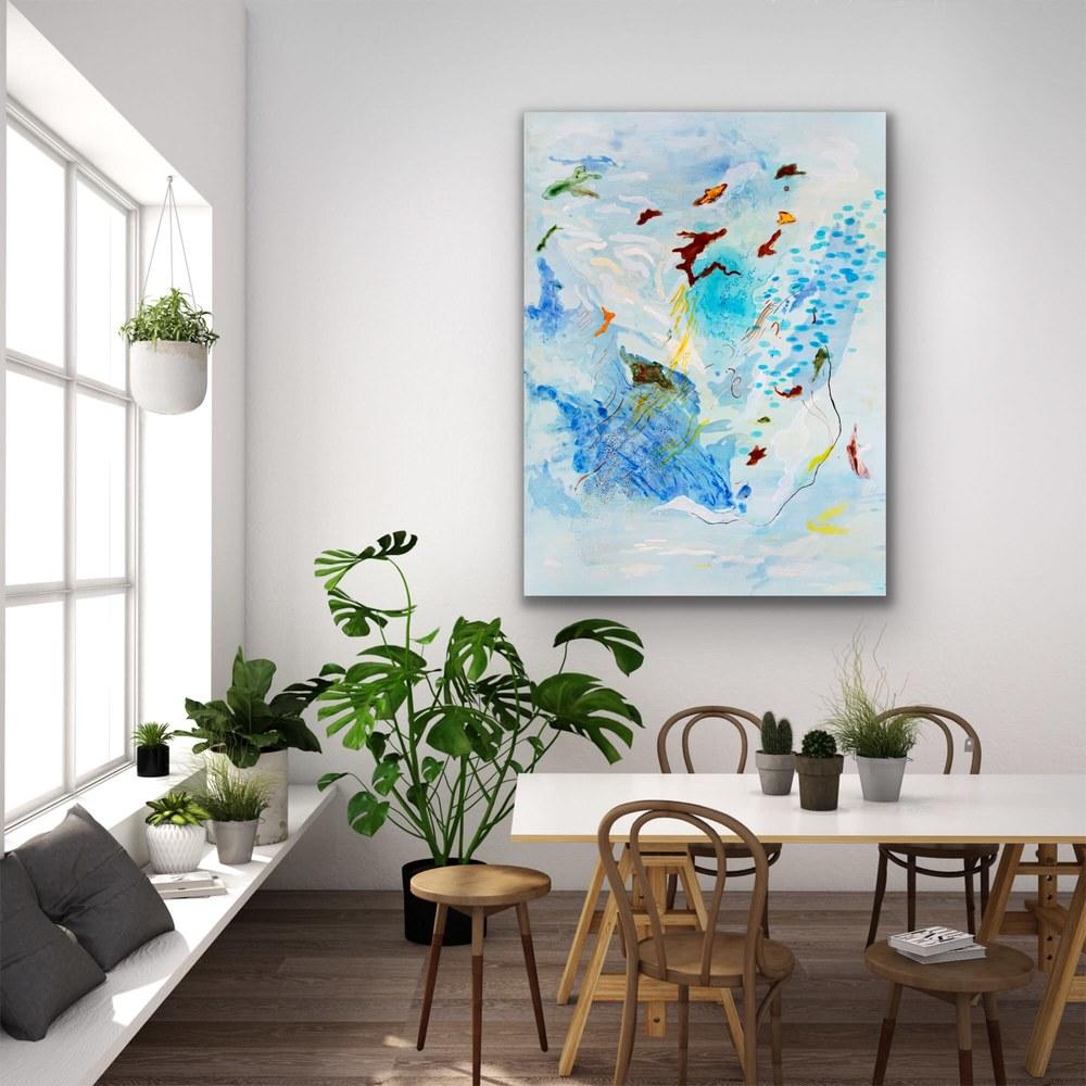 Human Landscape Interior
