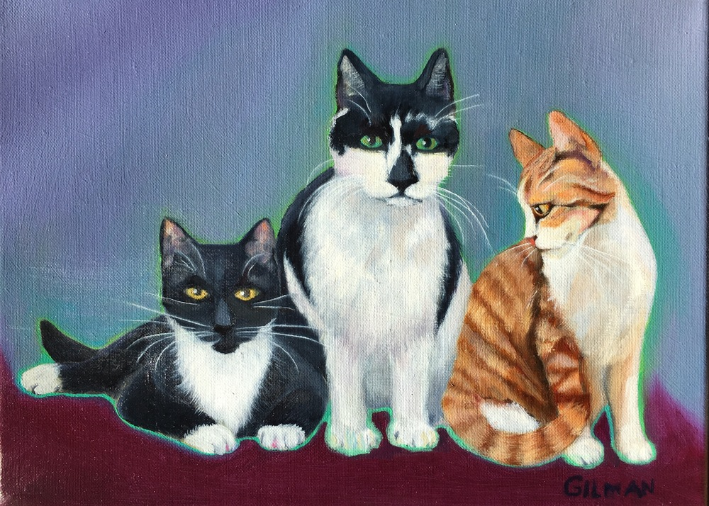 Kate's Kitties