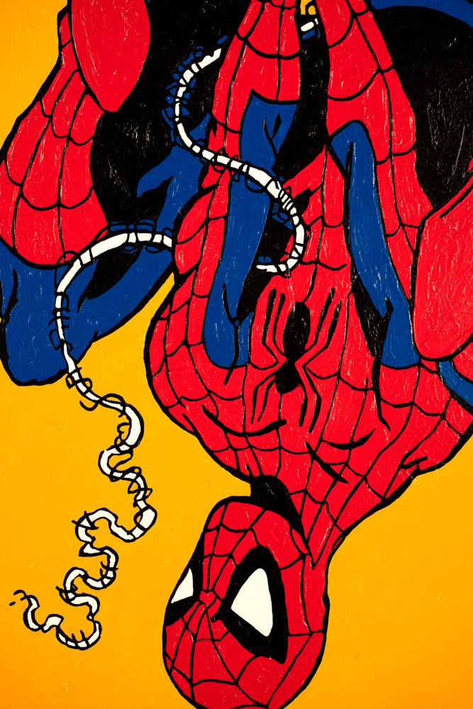 Spider detail2