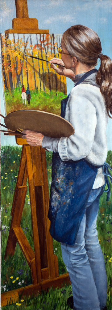 Roxy painting