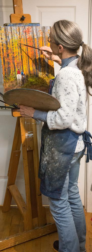 Roxy painting photo