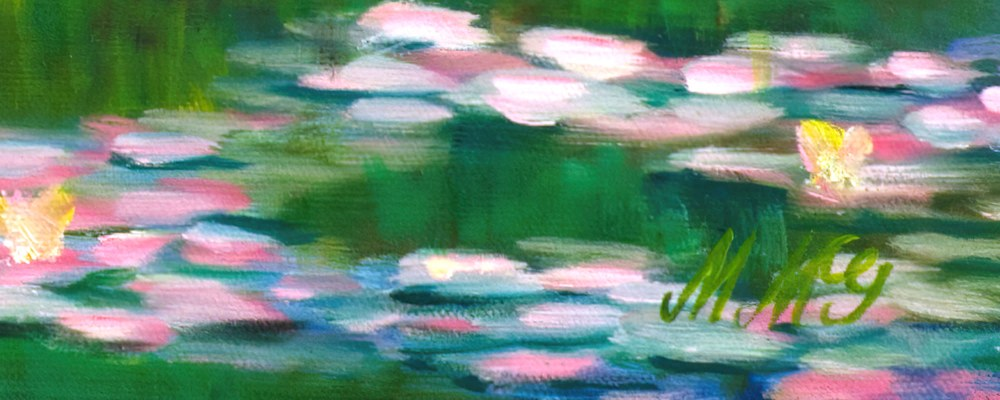 Monet Detail 2