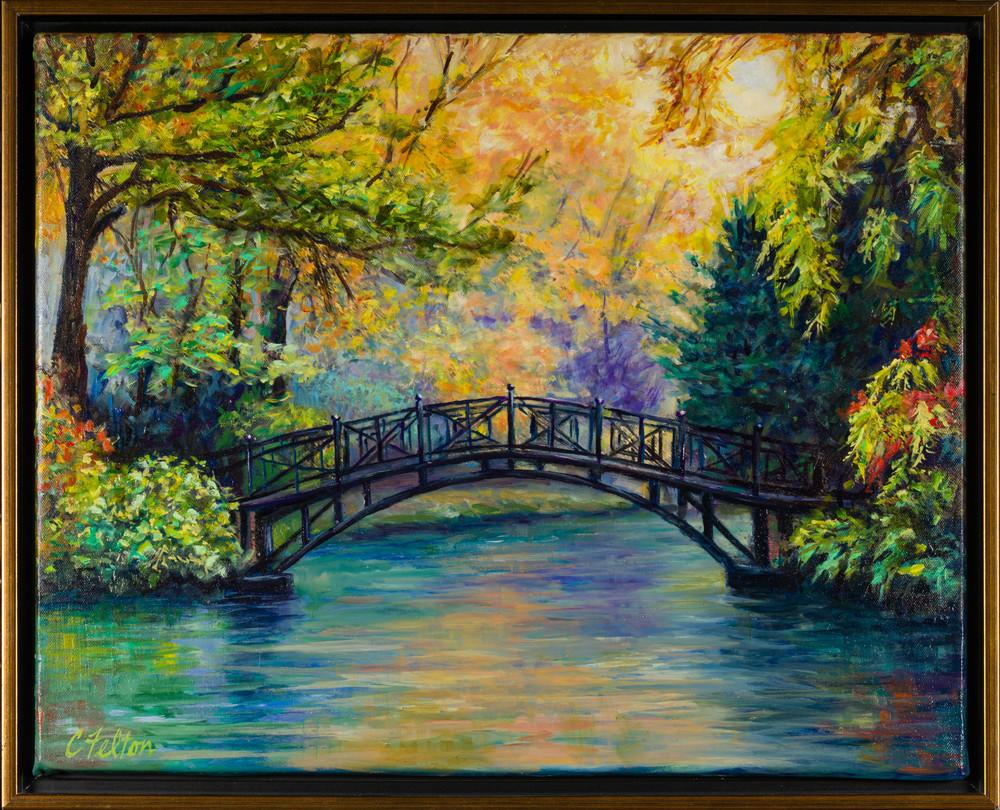 DSC00878  Serenity Bridge framed