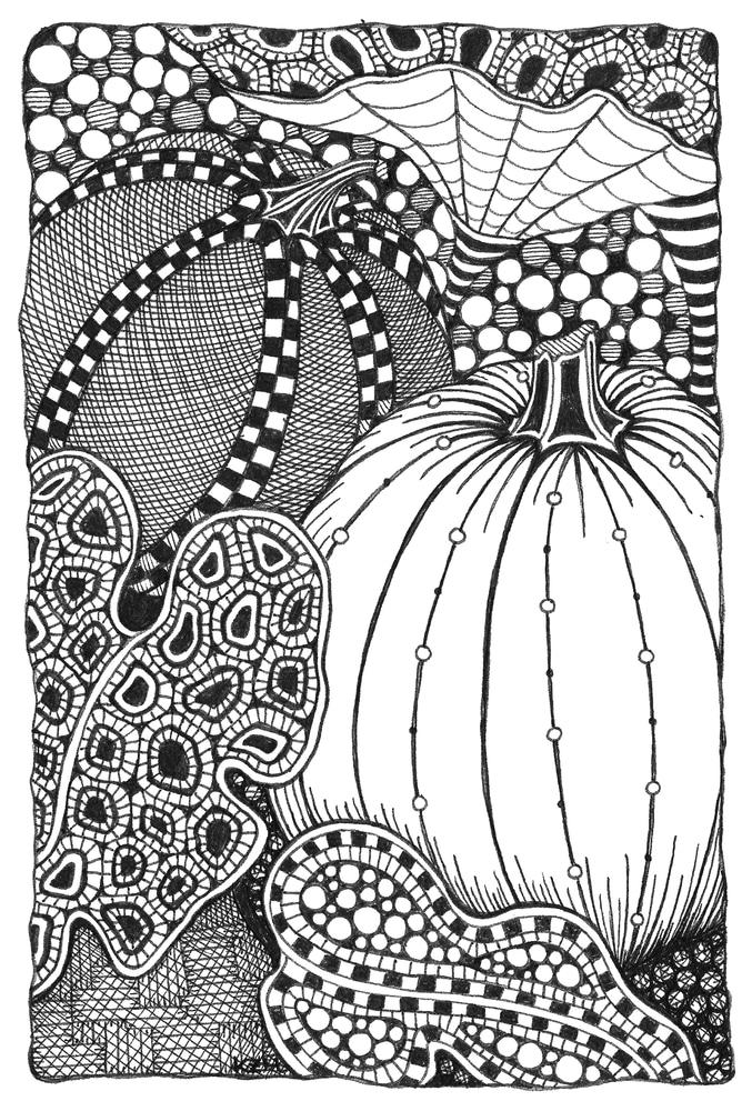 Pumpkin 5 Alice in Pumpkinland