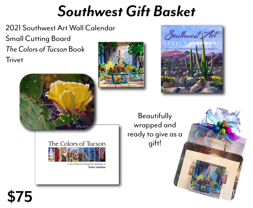 southwest gift basket