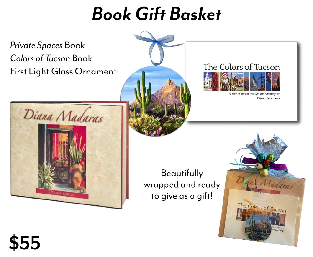 books gift basket