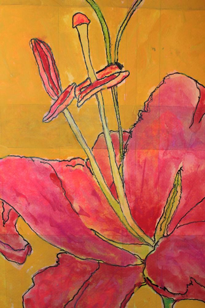 RedLilly Detail IMG 9539