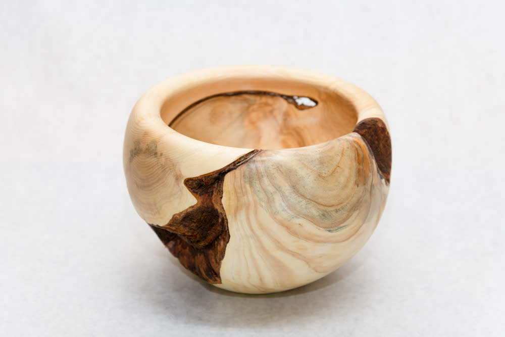 Cedar Hand Turned Bowl