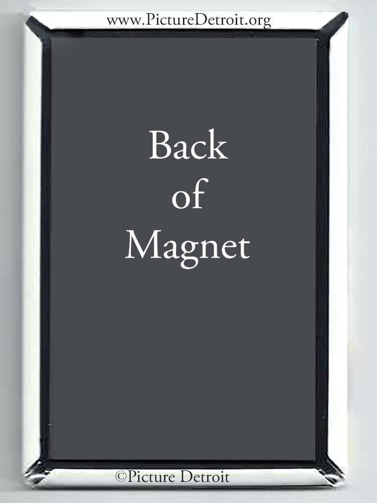 Back of Magnet