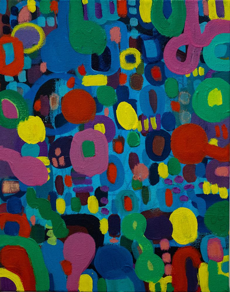 Pop   Brenden Spivey   Abstraction Gallery