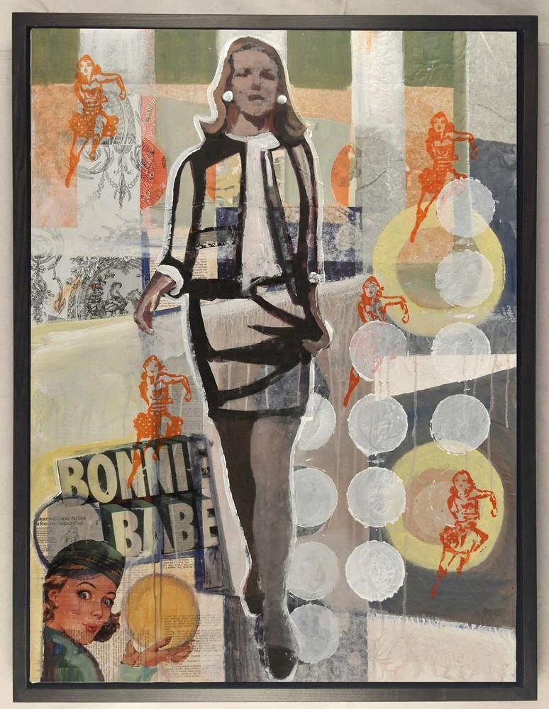 Bonnie Babe framed
