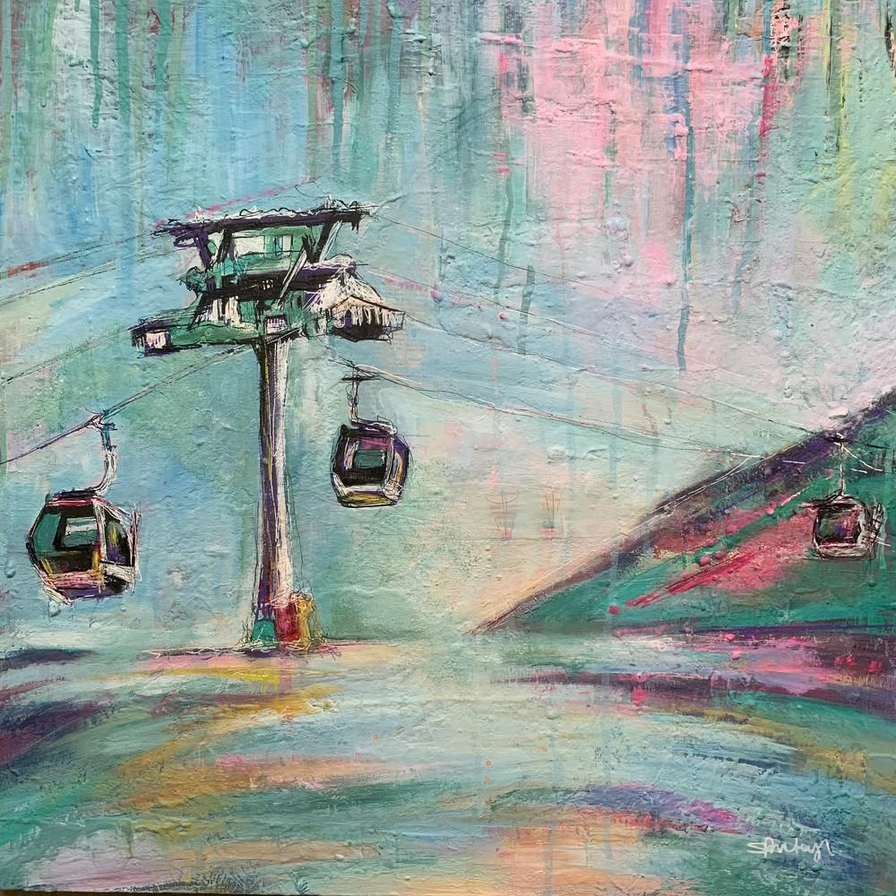 Ski Lift XI 2020