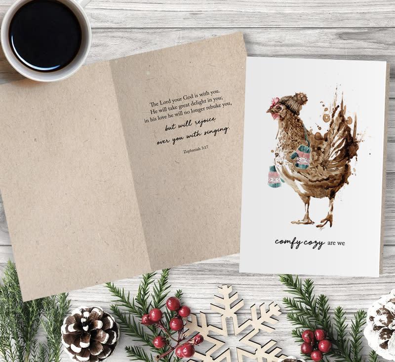 ChickenCard 1