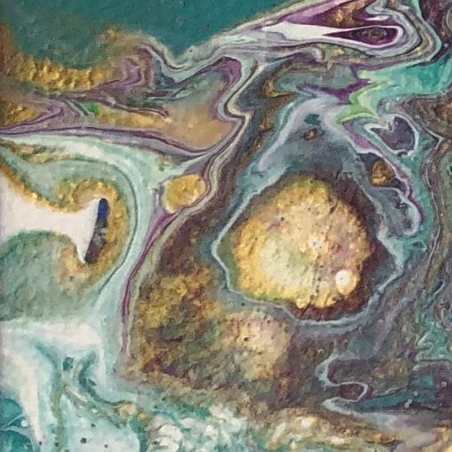 Sea Foam Partial 5 IG