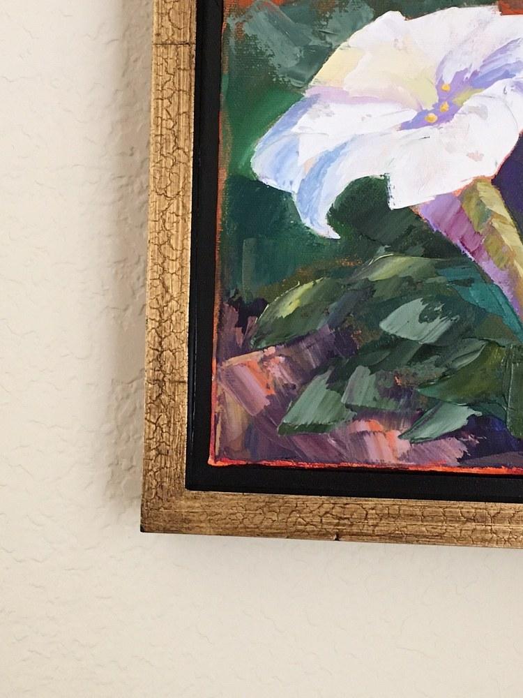 Datura frame corner