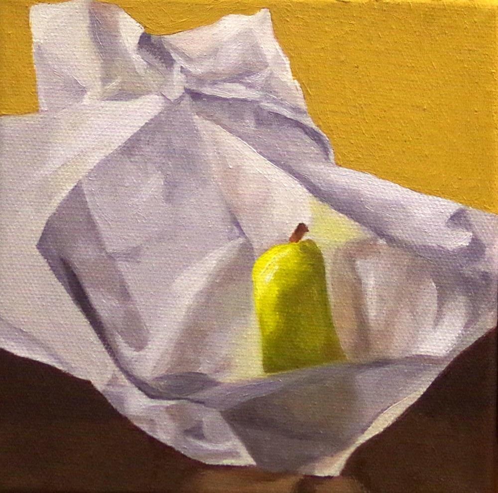 Pear in Hiding