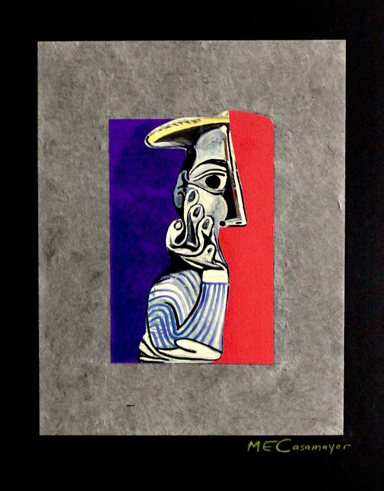 Homage to Picasso 3