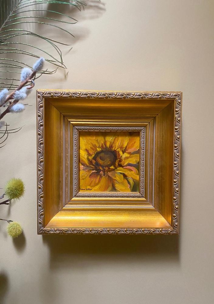 sunflowerwall