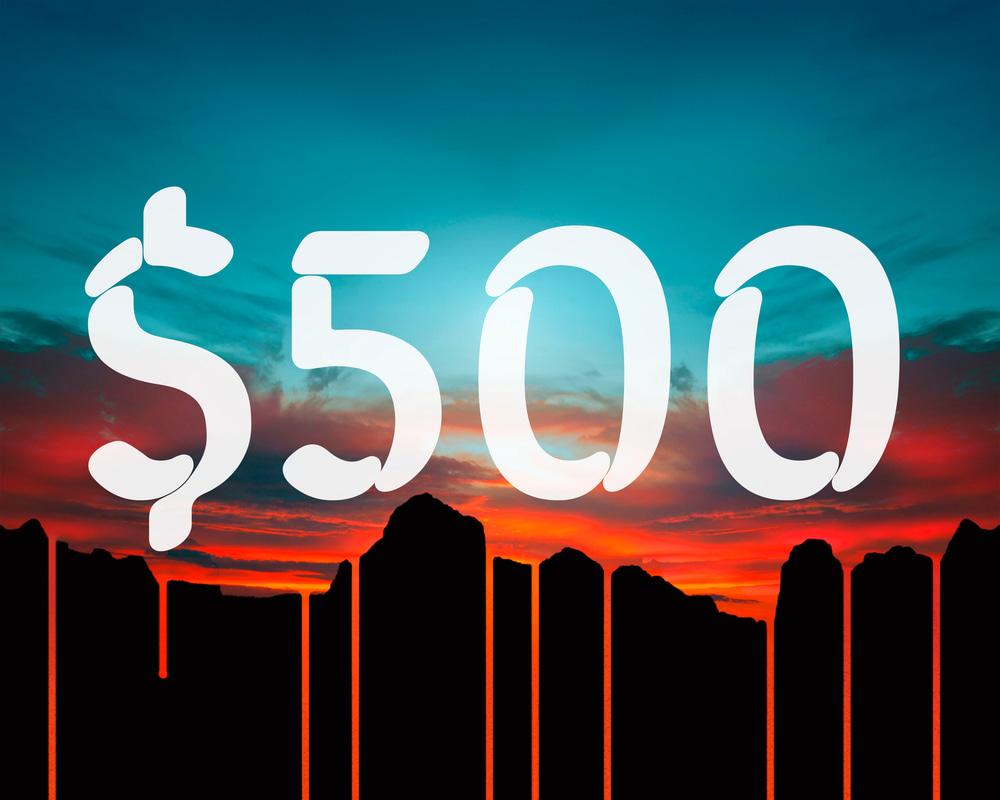 girft 500