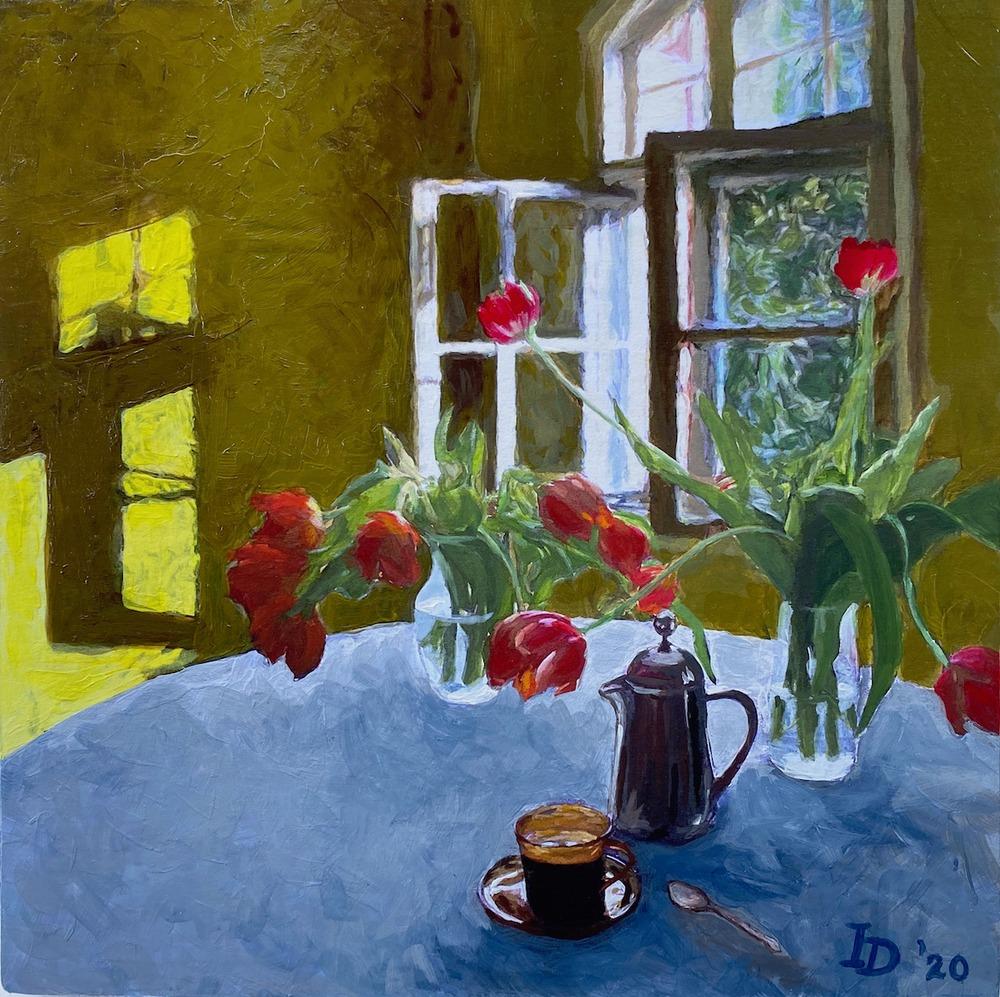 Inna Dzhanibekova 03 Still Life with Open Window res