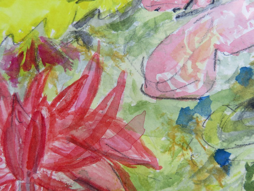waterlily I  I detail III