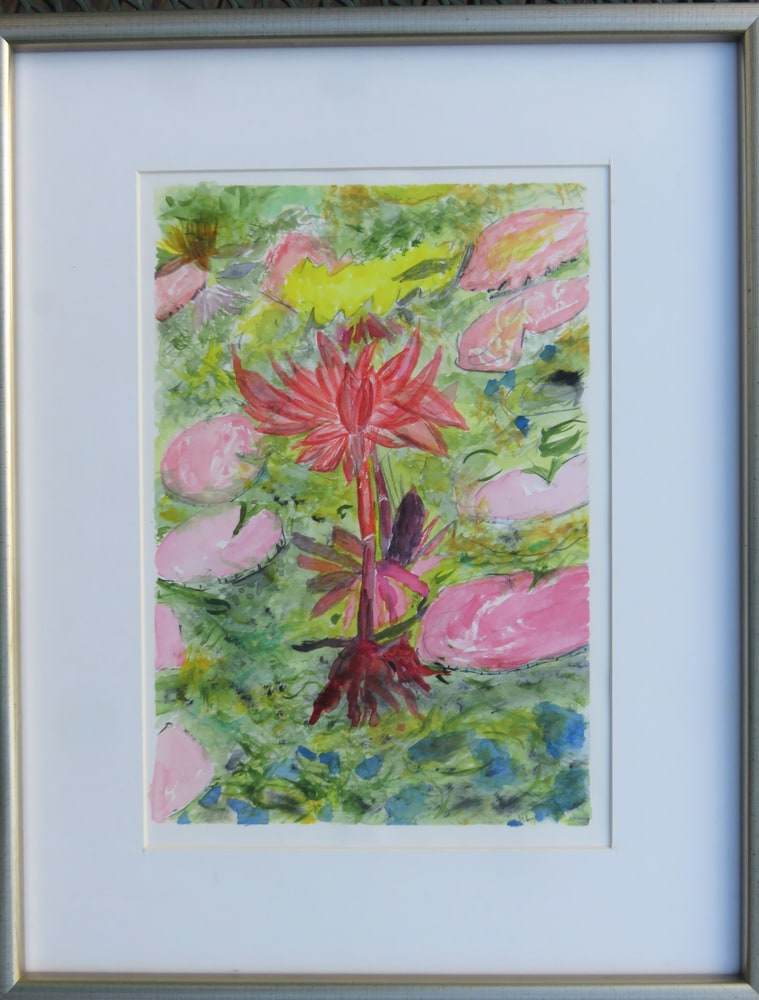 waterlily I front