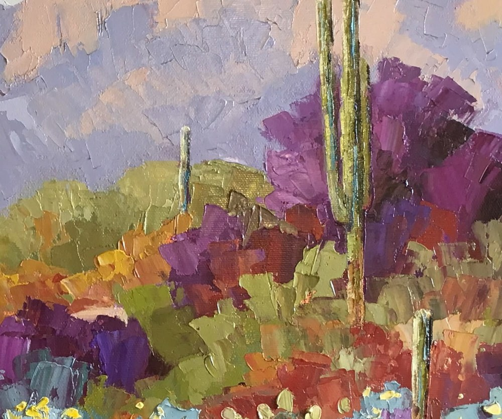 Sonoran Trailride detail A