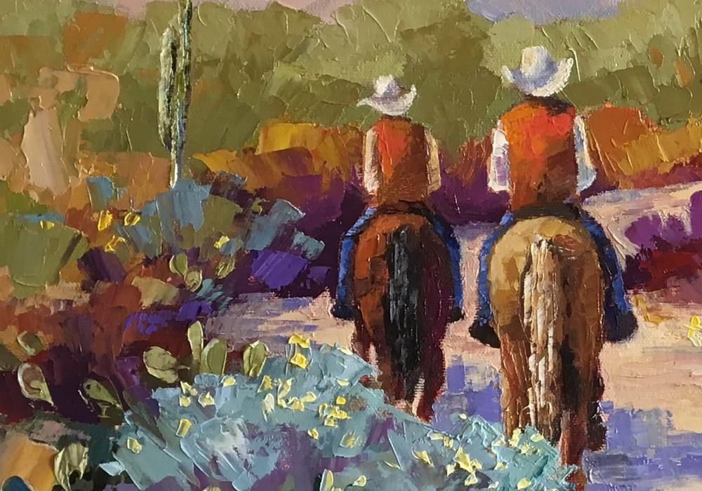 Sonoran Trailride detail B